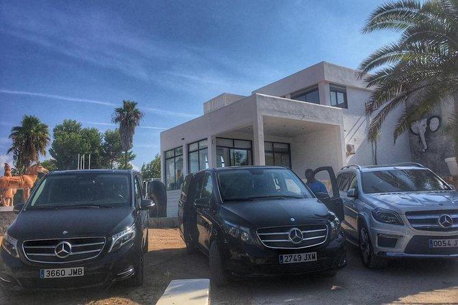 Private Minibus Transfers in Ibiza