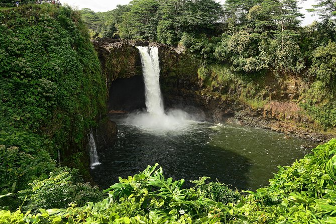Hilo Chocolate and Waterfalls