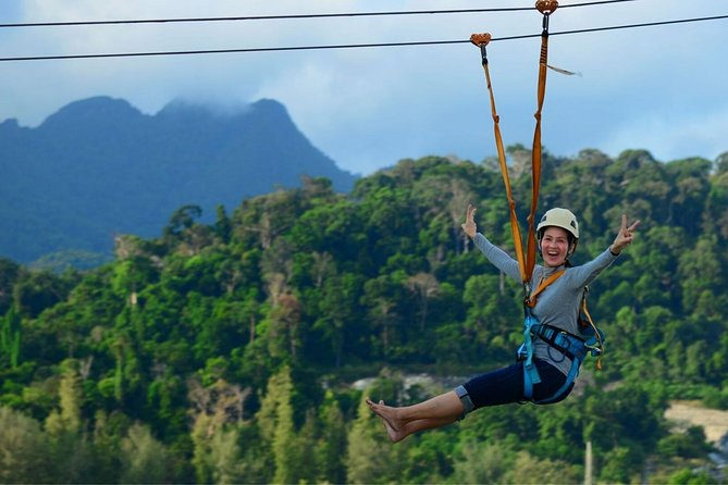 Langkawi Zipline photo 1