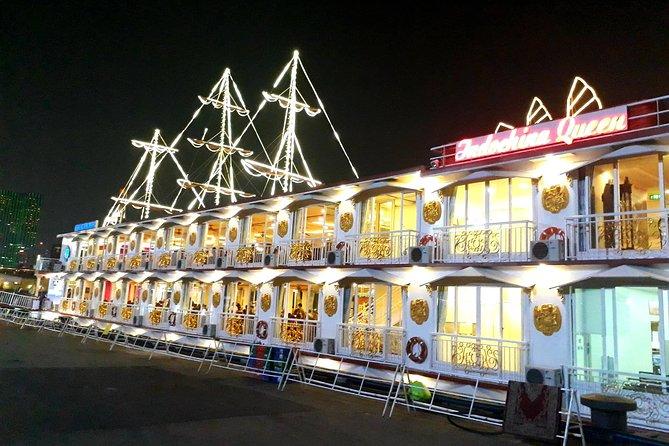 Saigon Beautiful Evening - Show - Massage - Cruise Dining