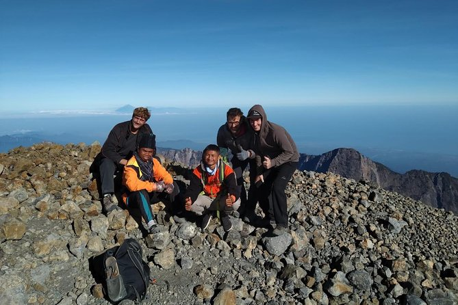 Senaru Trekking: 2 Days 1 Night Trekking Rinjani Mountain Summit 3726m