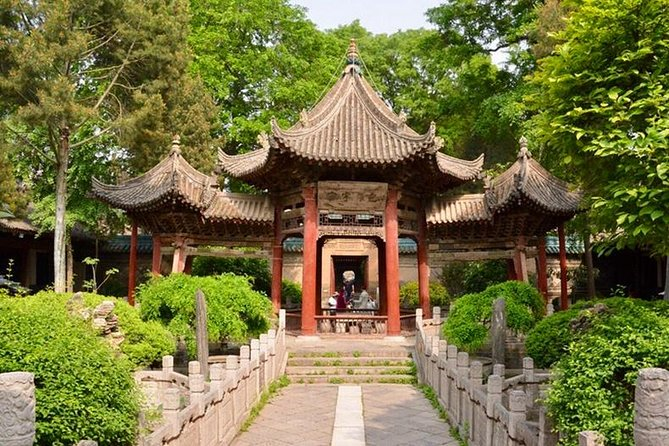 Mini Group Half-Day Tour:Xi'an Bell Tower,Xi'an Mosque and Gao Grand Courtyard