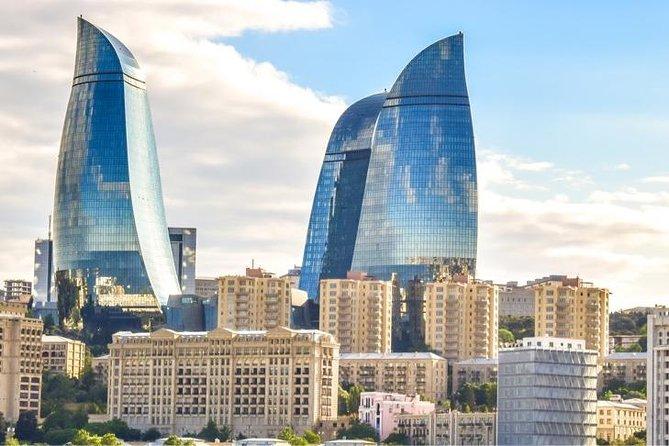 Modern Baku Tour