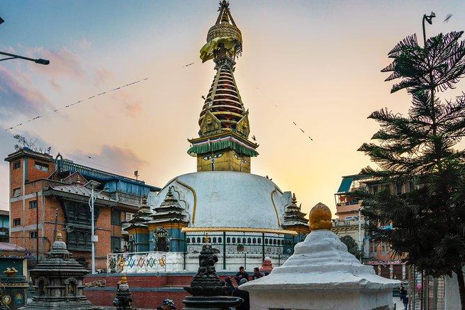 Old Kathmandu: Explore its winding alleyways on a historic audio walking tour