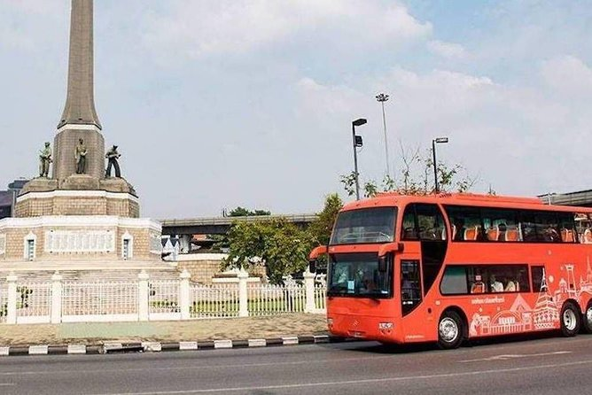 Free Hop-On Hop-Off Single Route & Royal Grand Palace Guided Tour .