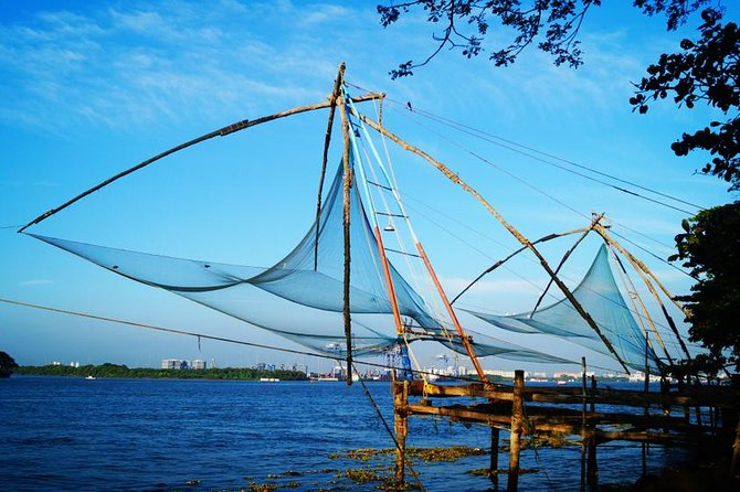 Full Day Kochi Sightseeing Tour - A Guided Experience