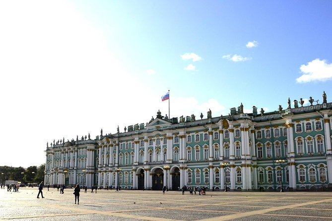 St. Petersburg: Hermitage Museum 4-hour Private Tour