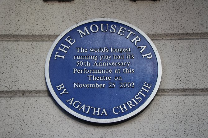 Agatha Chrstie London Walking Tour photo 6