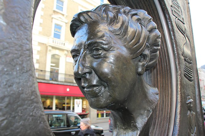 Agatha Chrstie London Walking Tour photo 1
