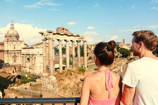 Private Colosseum and Ancient Rome Tour