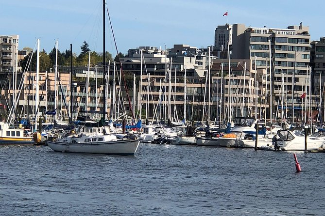 Vancouver Half Day City Tour Private