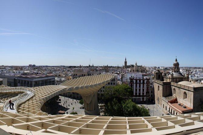 Setas de Sevilla virtual guided tour (Skip-the-like)
