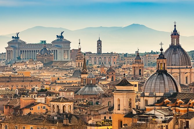 Luxury Chauffeured Best Of Rome