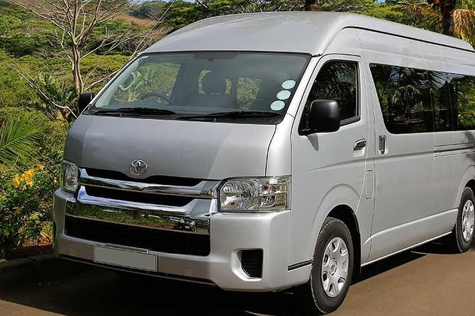 WARWICK RESORT TO NADI INTERNATIONAL AIRPORT(PRIVATE TRANSFER)