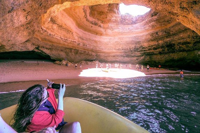Magical Benagil Grottoes Cruise