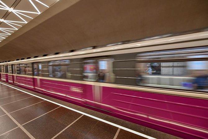 Amazing Experience At Baku Metro