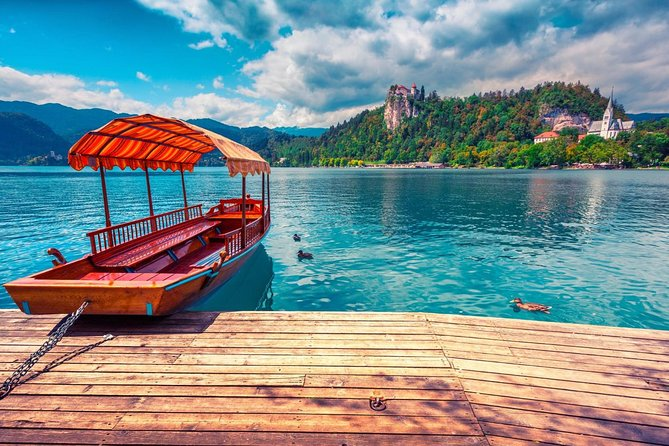 Day Trip To Lake Bled from Zagreb