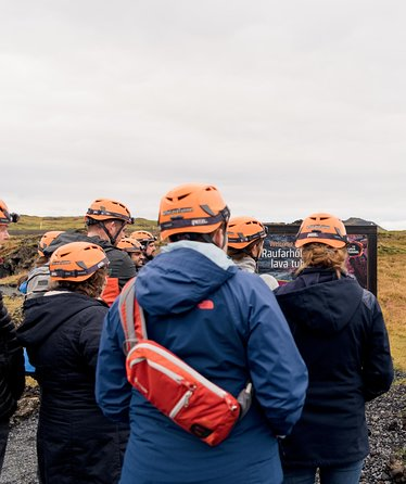 Small Group Lava Caving Experience From Reykjavik