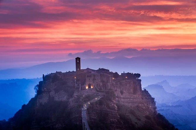 Orvieto and Civita di Bagnoregio from Civitavecchia - Private Tour