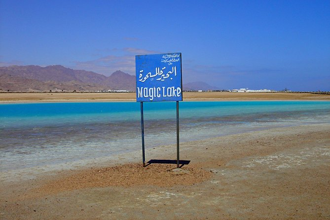 Blue Hole National Park by Bus - Sharm El Sheikh photo 15