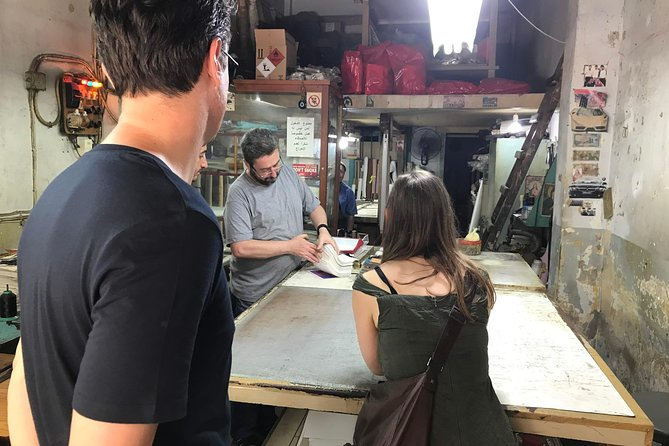 Bourj Hammoud Guided Waking Tour with Street Food - Day Trip in Beirut