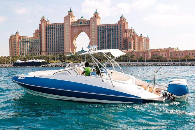 2 Hours Speed Boat Sightseeing of Dubai Marina - Dubai