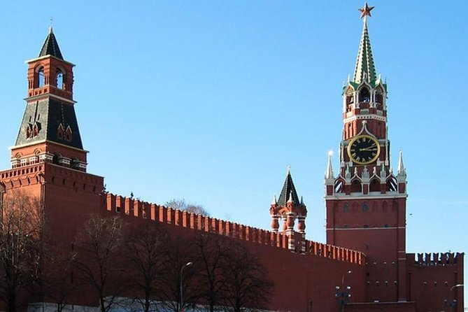 Moscow Kremlin private tour