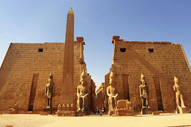 Package Nile cruise 3 nights 4 days from luxor