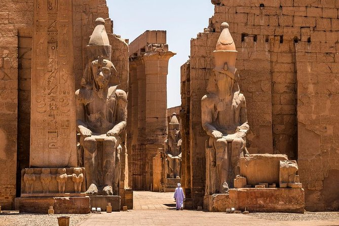 East and West Banks of Luxor: Full Day Tour from Hurghada