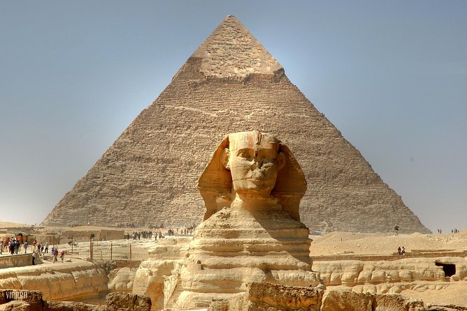 Giza Pyramids,Egyptian Museum & Khan El-Khalili Bazaar Full Day Tour with lunch