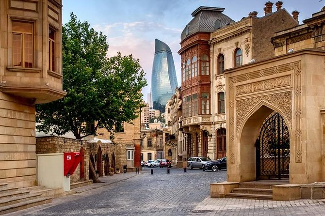 Baku old city tour / Тур по Старому городу