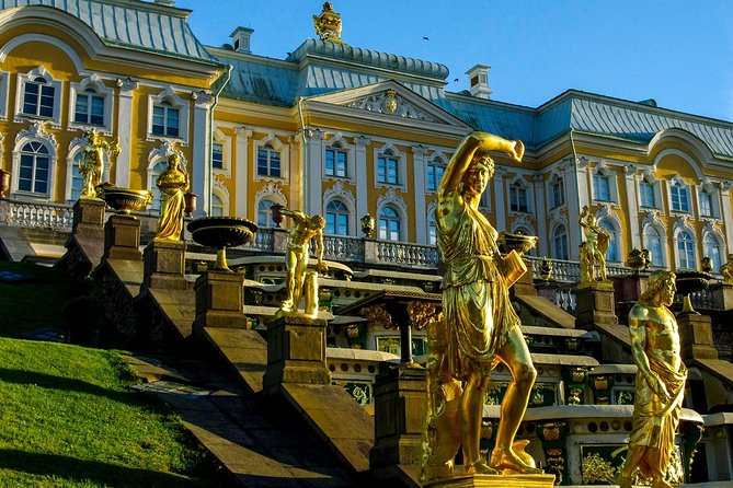 Two Capitals Moscow and St Petersburg, 8 days