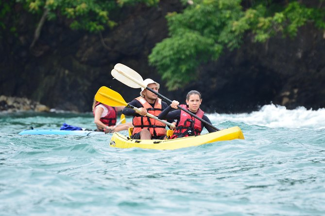 Manuel Antonio Kayaking & Snorkeling Tour