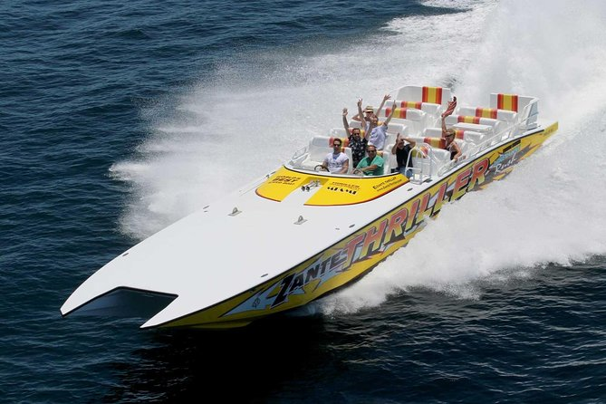Do the Most FUN Day Tour in Miami: City, Everglades & Thriller Speedboat (Combo)