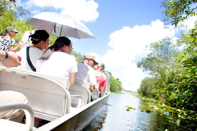 Do the Everglades Adventure Tour and Star Island Boat Cruise (Combo)
