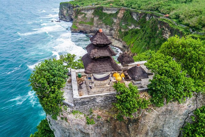 Uluwatu Temple & Beach Bali Half day Tour