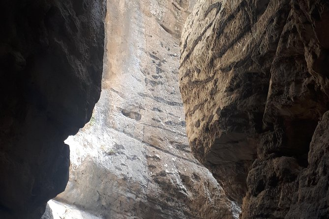 Explore IMBROS GORGE. photo 2