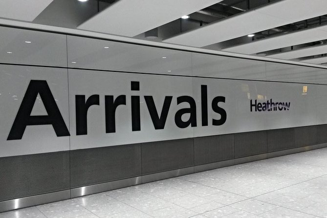 Heathrow Airport to London Hotels Shuttle Arrival Transfer