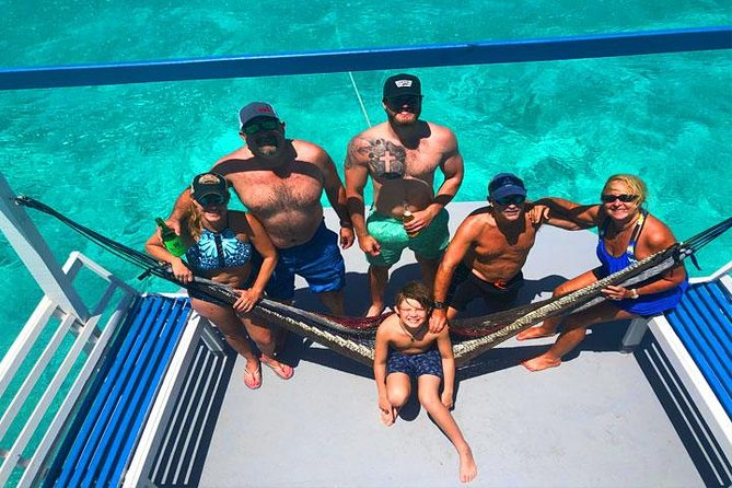 Cruise Ship Multiple Snorkeling, Snacks, Music & Private Vehicle