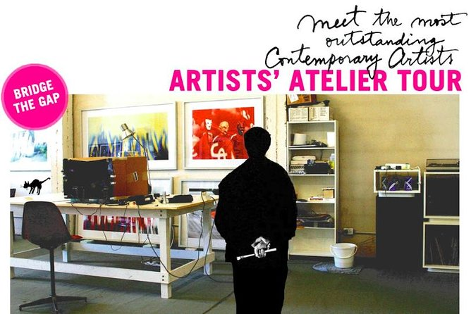 Artist Studio Tour in Mexico City