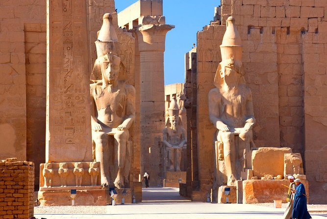 Luxor Tours from Cairo by Sleeper Train