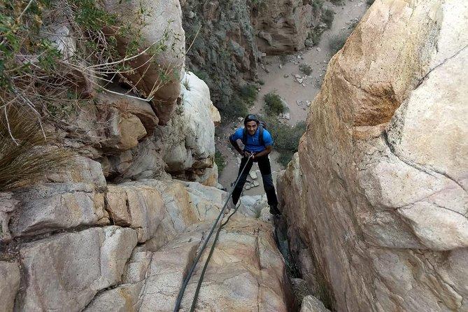 Trekking + Rappels + Cacheuta Hot Spring