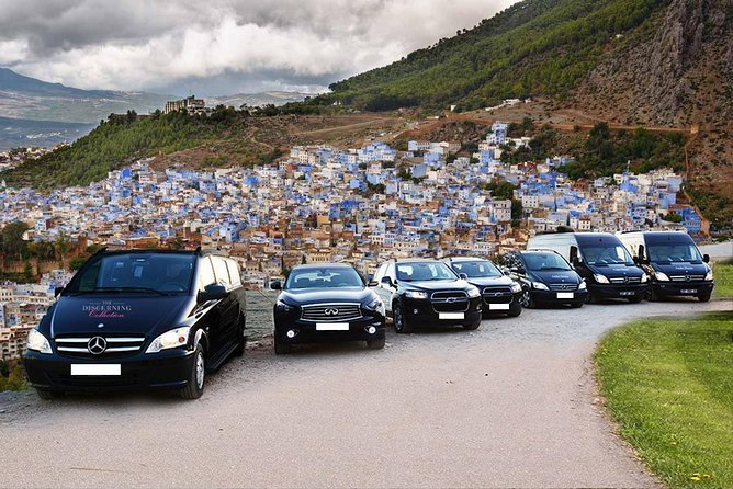 Chefchaouen to Tanger private transfer