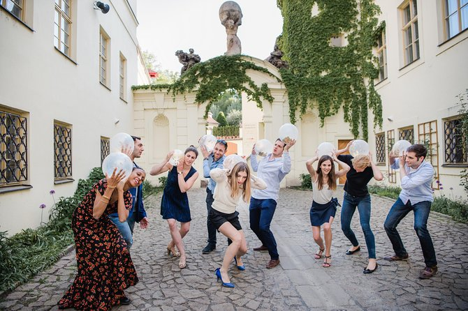 Bachelorette Photo Tour in Prague