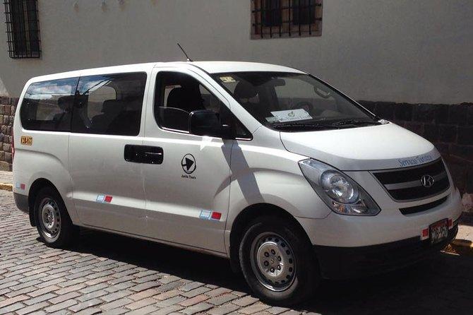 Transportation Hotel Cusco - Ollantaytambo or vice versa Minivan