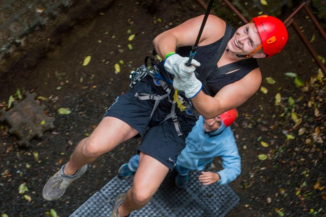 100% Adventure Park Combo: Zipline, Superman, and Mega Tarzan Tour in Monteverde photo 8
