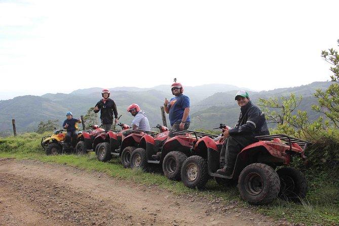100% Aventura Park ATV Tour in Monteverde