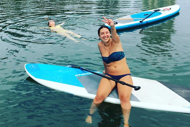 Private Paddle Session- Stand up paddle, learn & improve- 1 pax to 8 pax