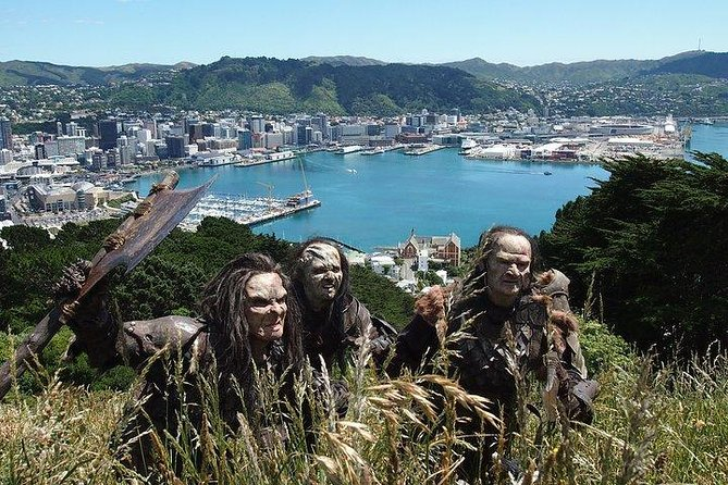 Wellington's Half Day Lord of the Rings Tour (including Weta Tour) photo 3