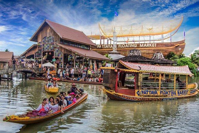 Floating Market - Pattaya